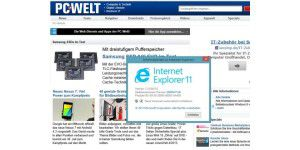 IE 11 für Windows 7 zum Download