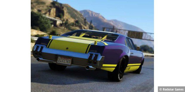 Grand Theft Auto V erscheint am 17. September