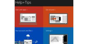 Windows 8.1 mit neuer Tutorial-App
