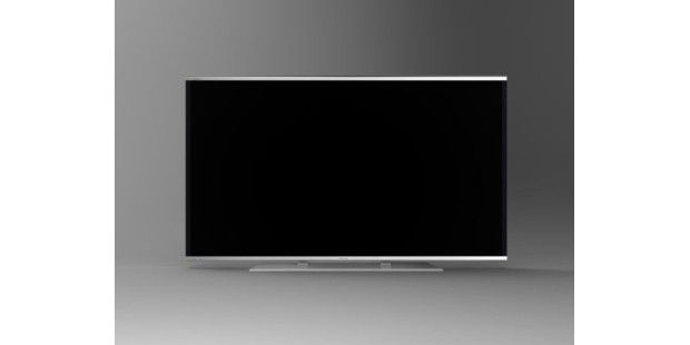 Hisense XT900 Ultra-High-Definition-TV auf der IFA 2013.