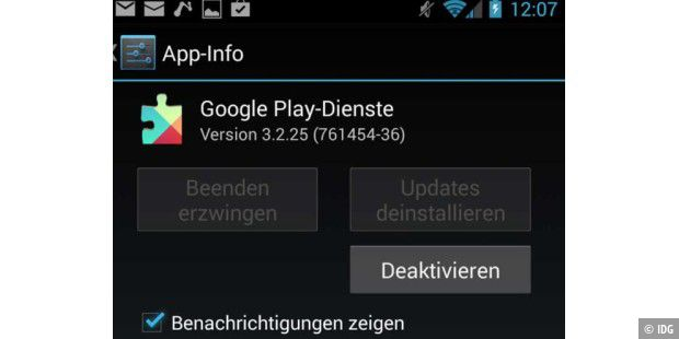 Google Play-Dienste 3.2 erschienen