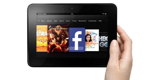 Rabatt-Aktion für Amazons Kindle Fire HD