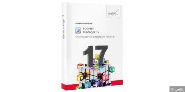Combit hat den Address Manager 17 fertiggestellt
