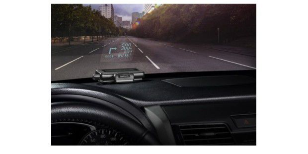 Head-Up Display von Garmin auf der IFA 2013