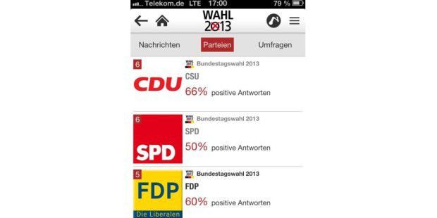 Bundestagswahl-Special in News Republic