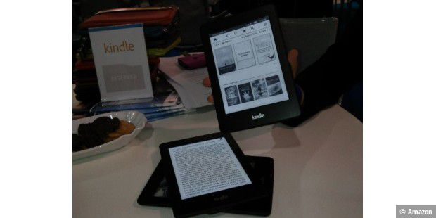 Kinde Paperwhite im Hands-On