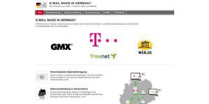 "Freenet macht bei ""E-Mail made in Germany"" mit"