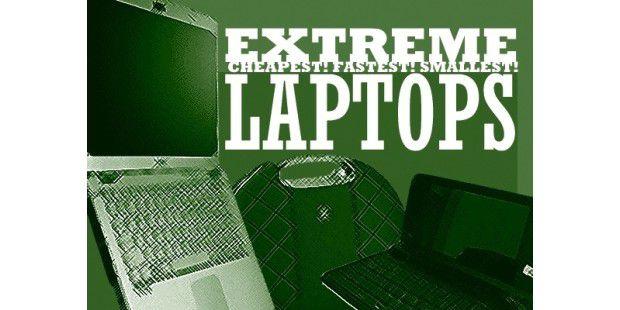 Die außergewöhnlichsten Laptops der Welt