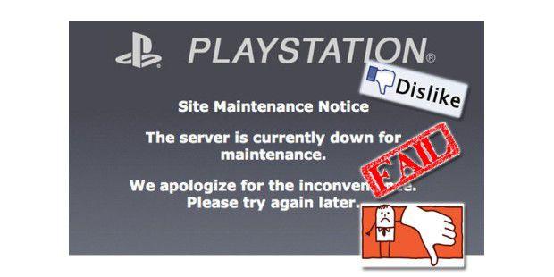 Im April 2011 drangen Hacker in das Playstation Netzwerkein (Bild: PcWorld.com)