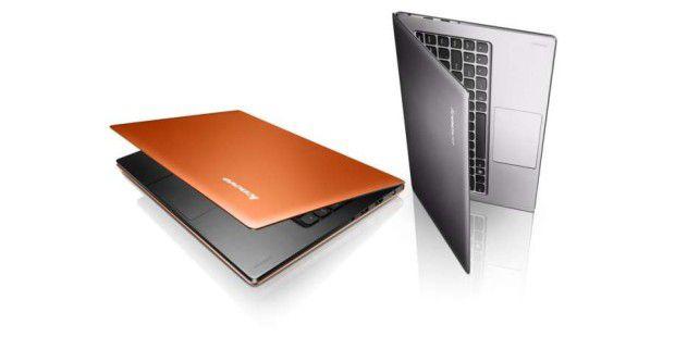 Die superleichten Ultrabooks – eine ganz neue Sparte vonIntel – sind ebenfalls gute Begleiter und ähneln dem ultraflachenund leichten MacBook Air.