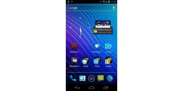 Android 4 ist der wohl größte Evolutionsschritt, den dasGoogle-System bislang erlebt hat.