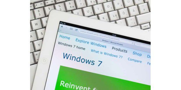 Das neue Servicepaket für Ihr Windows steht bereit.
