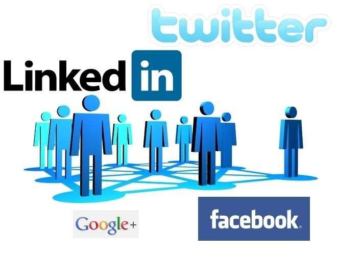 Soziale netzwerke für firmenseiten