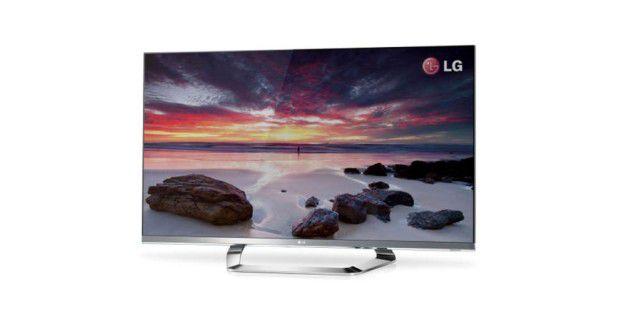 LG LM6700 TV: 4K-Fernsehen – scharfe Bilder wie nie zuvor.