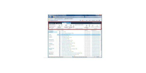 Verbund von NetWeaver und SharePoint