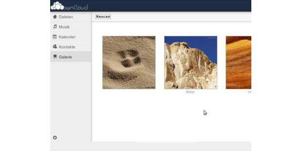 Mit dem kostenlosen ownCloud richten Sie schnell Ihre eigene Cloud ein