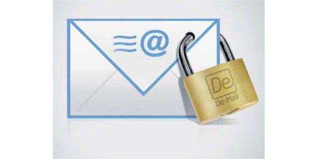 Die neue De-Mail verschickt amtliche Dokumente und Einschreiben verschlüsselt