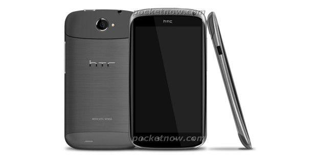 HTC One S nur 8 Millimeter dünn.