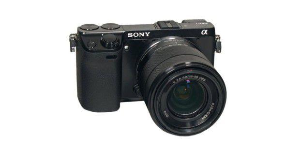 Sony NEX-7 mit 24 Megapixeln und Full-HD-Videofunktion bei50p