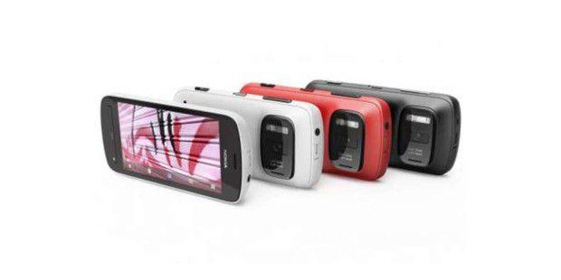 Nokia 808 PureView: Smartphone mit 41-Megapixel-Kamera