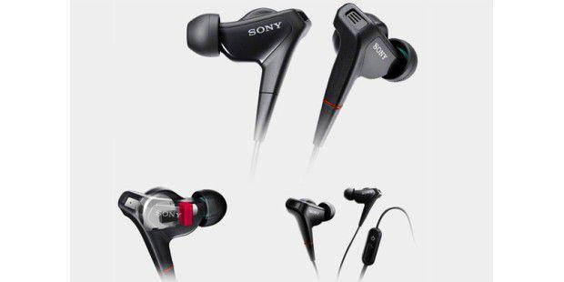 Diese Geräusche reduzierenden Kopfhörer von Sony sindperfekt für Flug- oder Zug-Reisen geeignet.