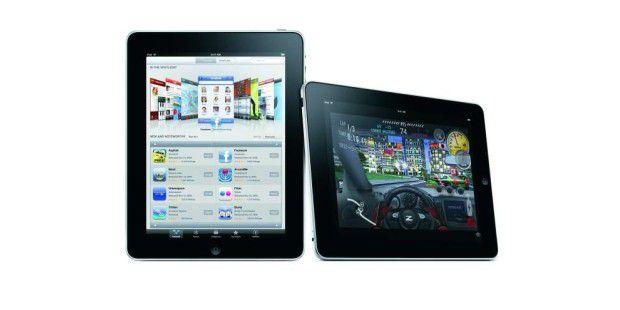 Das Apple iPad wird auch für berufliche Zwecke viel und gerne benutzt.