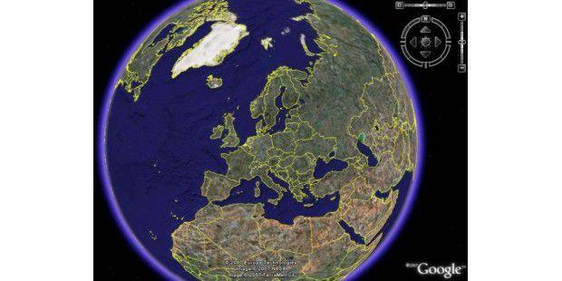 Die besten Tipps und Tricks für Google Earth