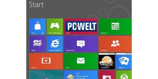 Windows 8 für Unternehmen unter der Lupe