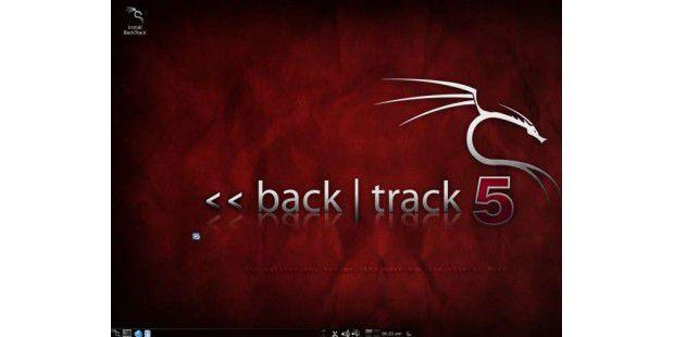 Mit Backtrack lassen sich Netzwerke auf Sicherheitslücken überprüfen.