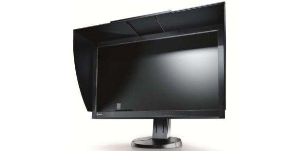 EIZO-Monitore wie der CG275W eignen sich perfekt zur Foto- und Videobearbeitung