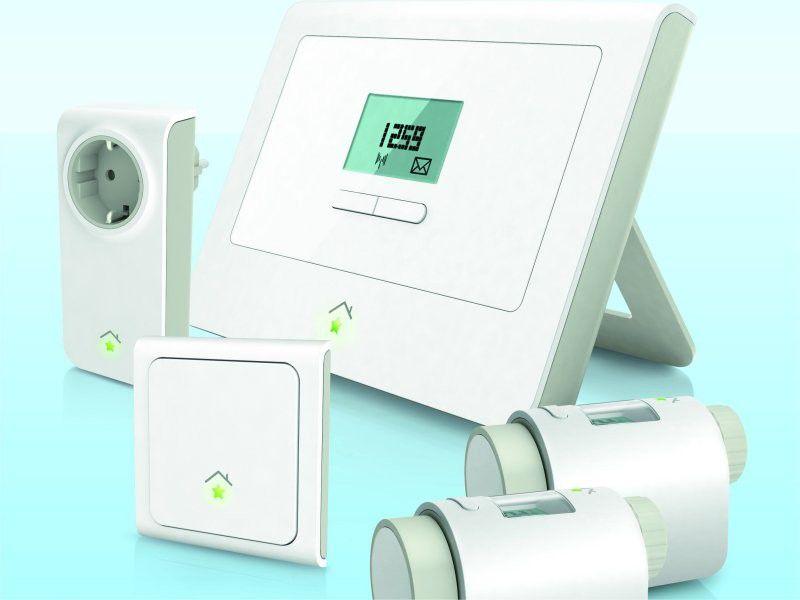 smart home per app daheim mehr komfort und sicherheit. Black Bedroom Furniture Sets. Home Design Ideas