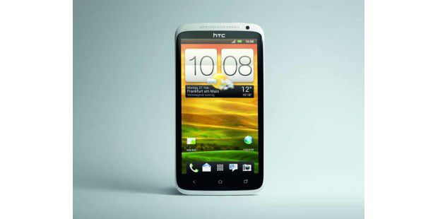 HTC One X mit dem Vier-Kerner Nvidia Tegra 3.