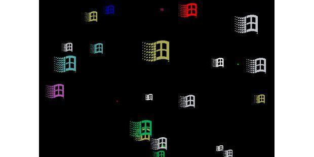 Vorinstallierte Bildschirmschoner