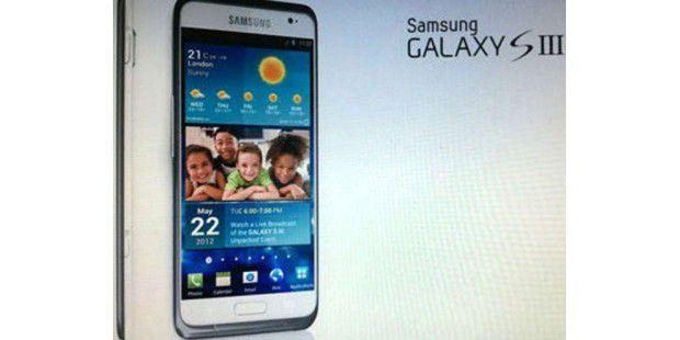 Samsung Galaxy S3: Die größten Konkurrenten