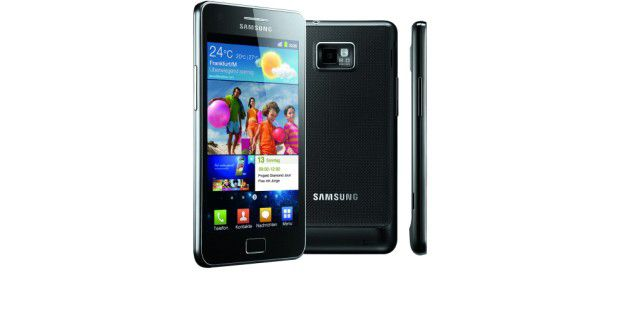 Samsung Galaxy S3 gegen den Vorgänger Galaxy S2.