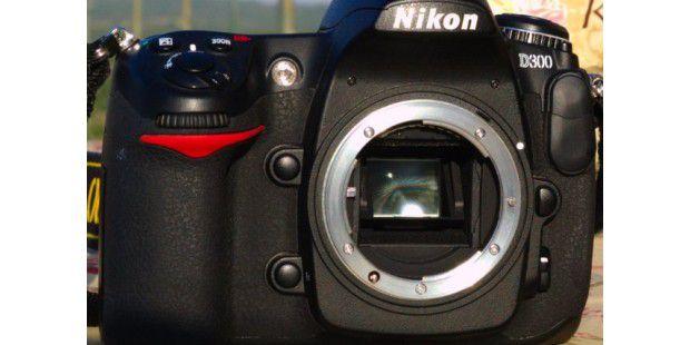 Das Nikon-F-Bajonett: Professionelle undsemi-professionelle digitale Nikons ab der D200 unterstützen alteObjektive bis zurück zur AI-Variante und sogar MF-Objektive ohneAutofocus und CPU