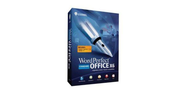 Corel WordPerfect Office X6 ist eine Alternative zu Microsoft Office