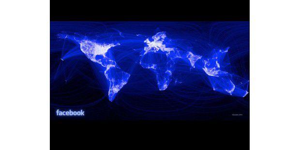 Die Vernetzung von Facebook-Profilen. Mit Zukäufenpatentierter Software will Gründer Mark Zuckerberg seinen Erfolgauch in der Zukunft sichern.