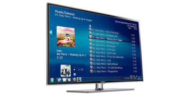 Smart TVs machen sogar PCs in Sachen Funktionsumfang Konkurrenz.