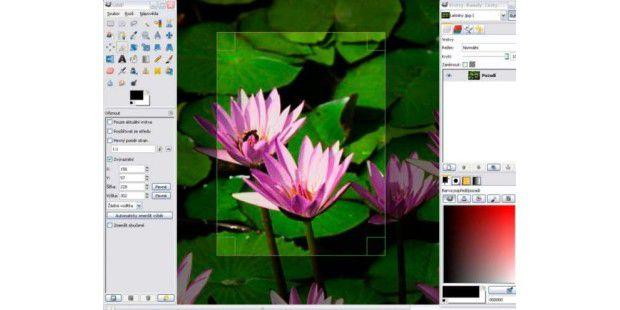 6 gute Gründe für GIMP 2.8