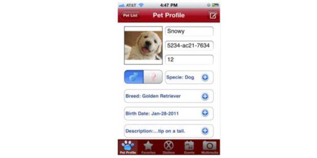 Apps für Haustiere