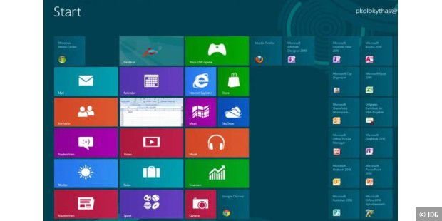 Windows 8 RP: So schalten Sie das Media Center frei