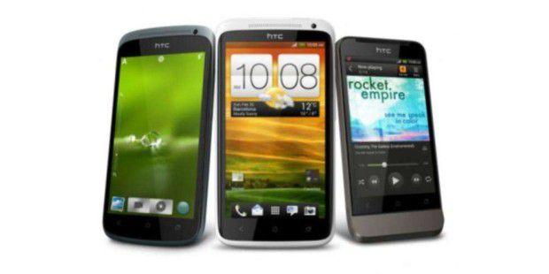 HTC setzt bei der One-Serie auf seine Display-Technik Super LCD2.