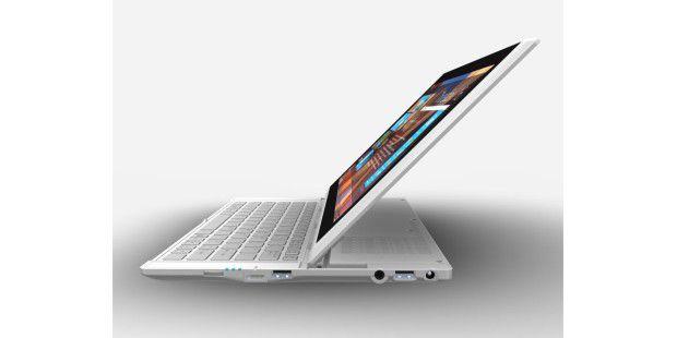 Ultrabook und Tablet in einem Gerät: MSI SliderS20