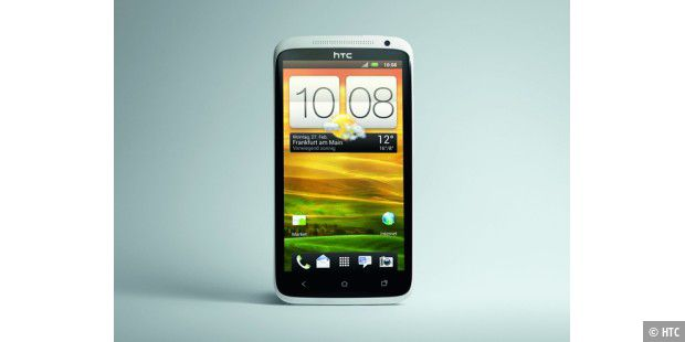 HTC One X mit Super LCD 2