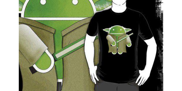Android Gadget Yoda