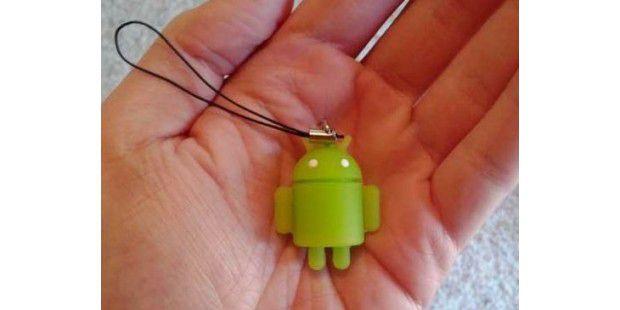 Android Gadget Leuchtfrosch