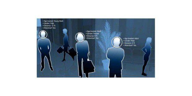 Genug Rechenleistung für Echtzeit-Gesichtserkennung. Neue Möglichkeiten für Digital Signage mit Intels AIM Suite<BR>