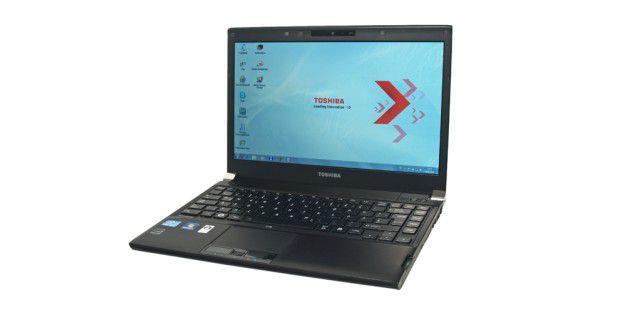 3G inside: Nur wenige Notebooks wie etwa das ToshibaPortégé R830-10V bringen ein eingebautes Mobilfunkmodemmit