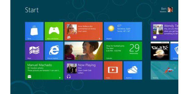 Windows 8 gibt es künftig in zwei Versionen. Damit verschlankt Microsoft seine Produktpalette gegenüber Windows 7.<BR>